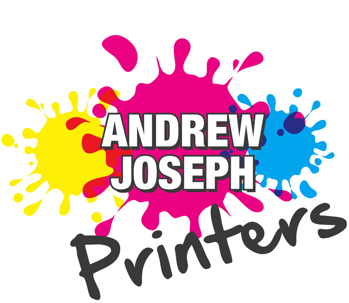 Andrew joseph printers the complete design and print solution reheart Gallery